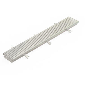 Kent's Shallow Invert Drain Channel for balcony use