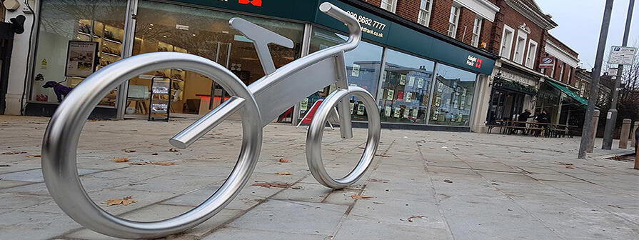 Cycle Stands by Kent