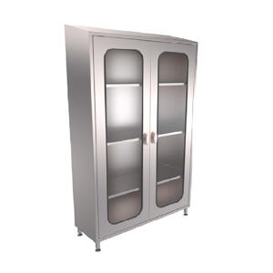 3D model of Kent's Chemical Storage Cabinet