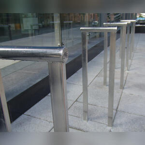 Kent's Birmingham Cycle Stands