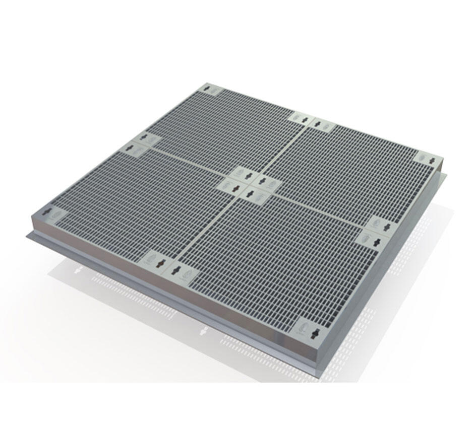 Model of Multi Vent Grille by Kent