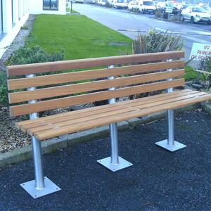 Kents Ascot seat for outdoor seating