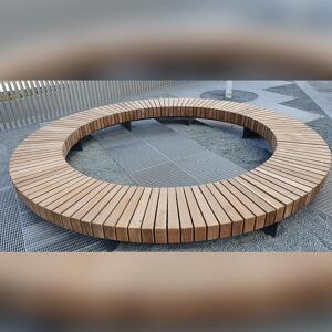 Kents Greenwich circular bench