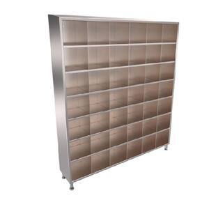 3D model of Shoe Store Cabinets by Kent