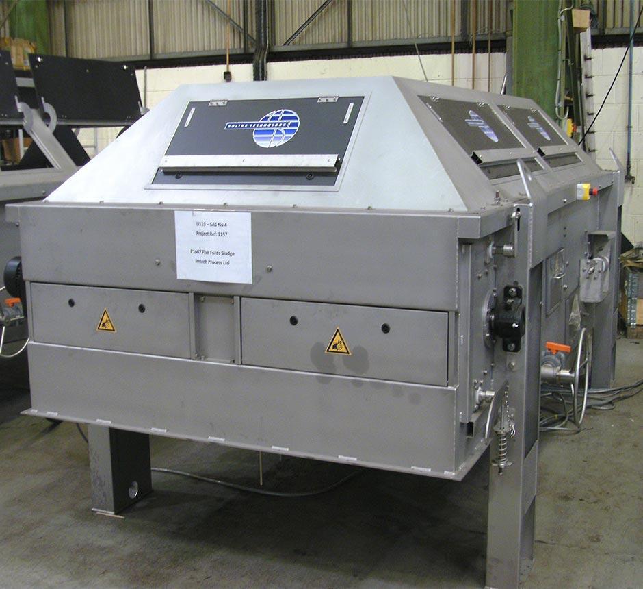 Unison 400-S Gravity Belt Thickener