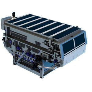 Model of Unison 600 Filter Belt Press