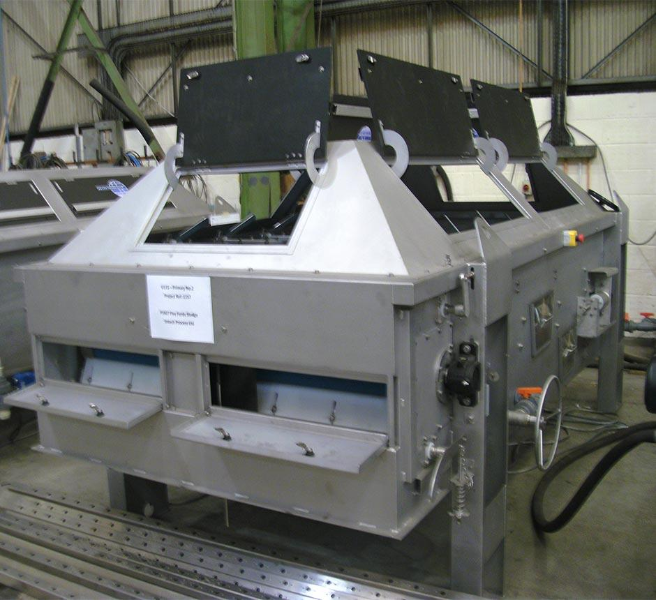 Unison 100 Gravity Belt Thickener