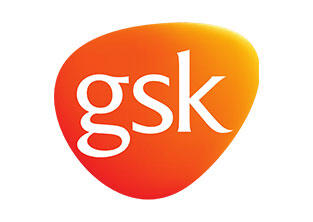 Logo of GSK one of Kent's clients