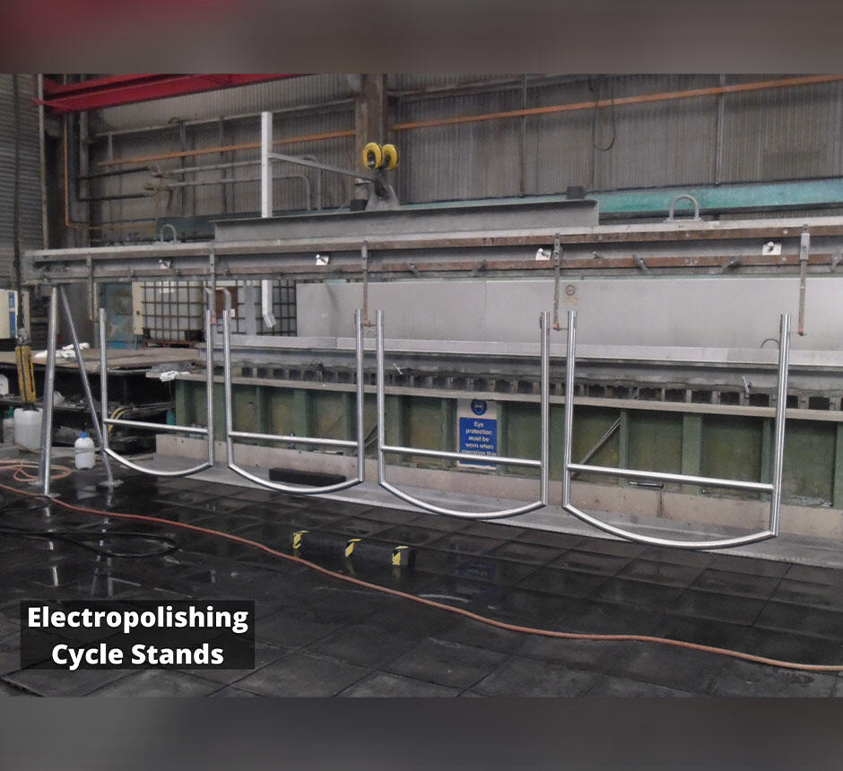 Electropolishing Cycle Stands