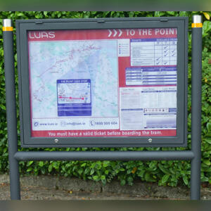 Kent's two tone noticeboard